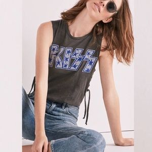 Kiss for Lucky Brand Tank w/Tie Sides